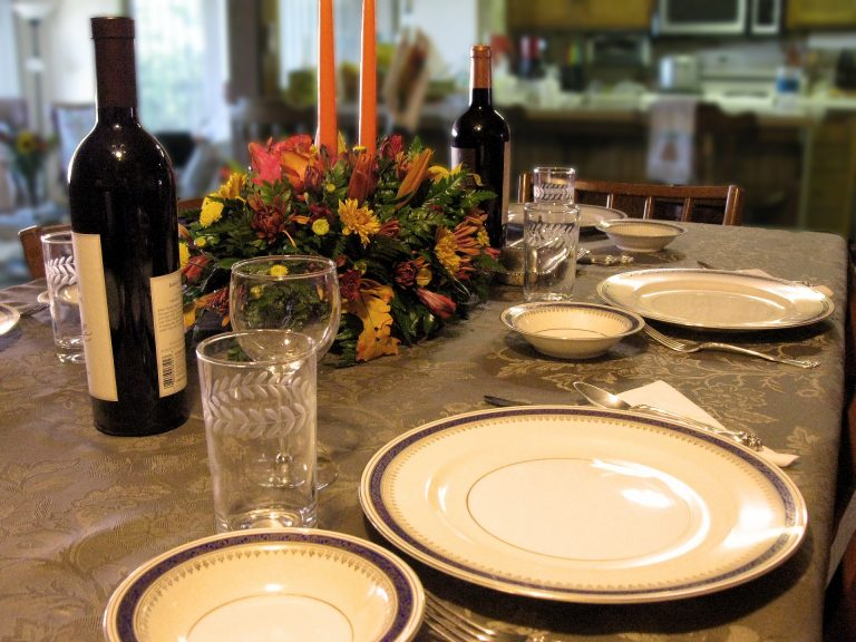 Thanksgiving Favorites from Chef Alli's Kitchen
