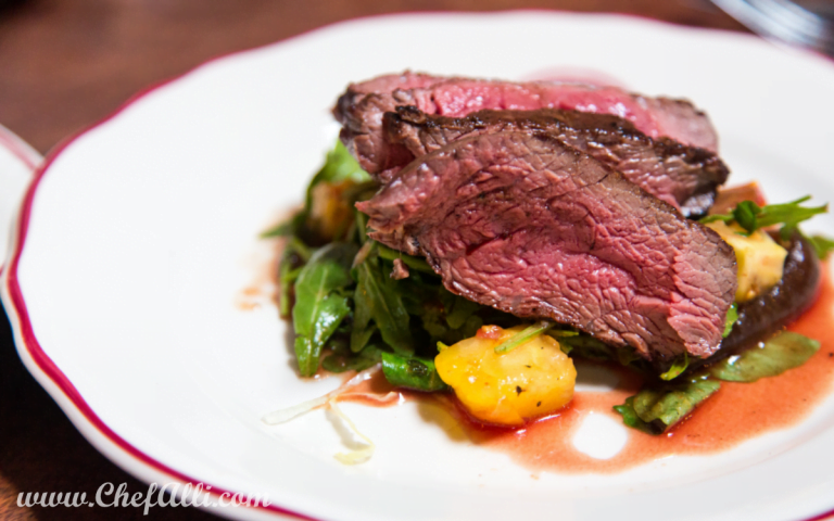 This is the best recipe for fool-proof medium rare prime rib. You won't make it another way!
