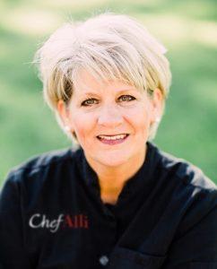 Chef Alli headshot