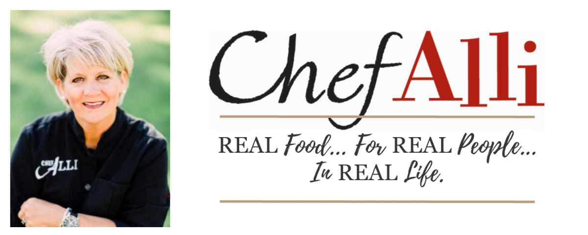 Chef Alli Header