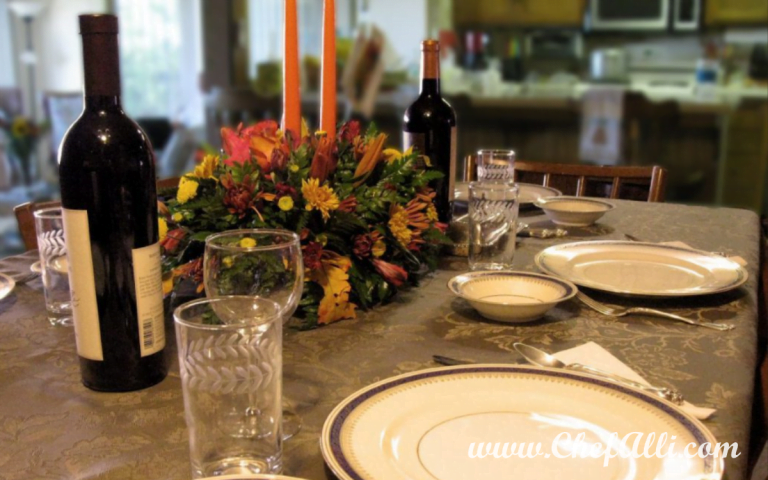 Thanksgiving Dinner Roundup