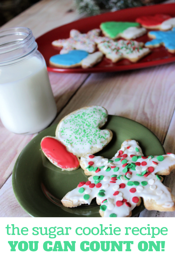 Here's the best Christmas cookie recipe in the land.