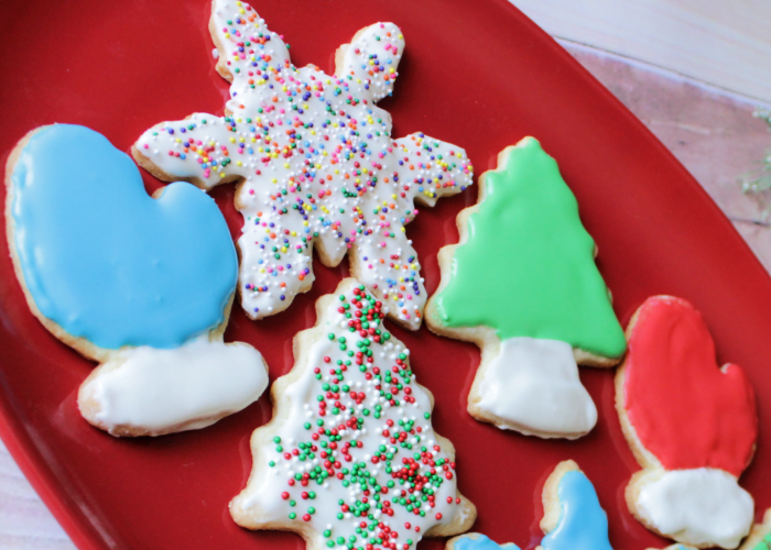 An easy sugar cookie recipe you can be successful with.