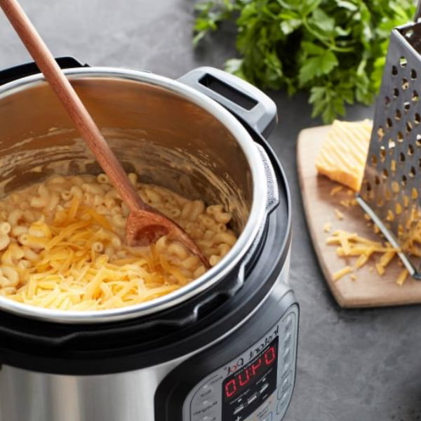 Instant Pot Macaroni and Cheese is one of the very first things you should make in your Instant Pot.