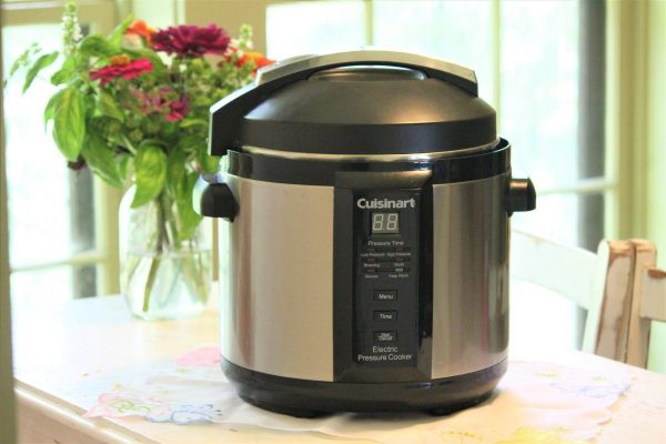 An Instant Pot saves time in the kitchen, helping us get dinner on the table quicker and easier.