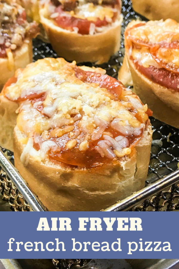A slice of air fryer pizza with pepperoni and cheese.